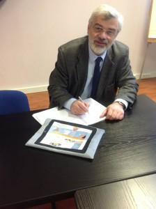 V5 Robert De Montarsolo de la société EURO TF à Munster