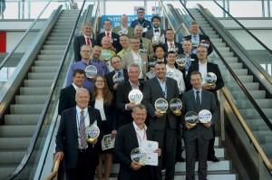 Remise de prix EDP Award 2