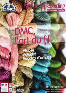 Exposition l'art du fil - DMC au musée textile du parc de Wesserling