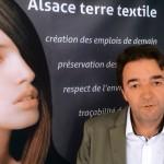 Gianni Pavan - President du comité du label Alsace terre textile