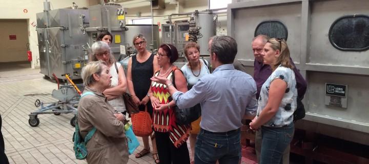 Semaine textile du 16 au 23 juillet 2014 : Témoignages des visiteurs