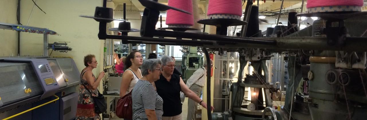 Semaine textile : SNTM – Tricotage de Marmoutier le 18/07/2014