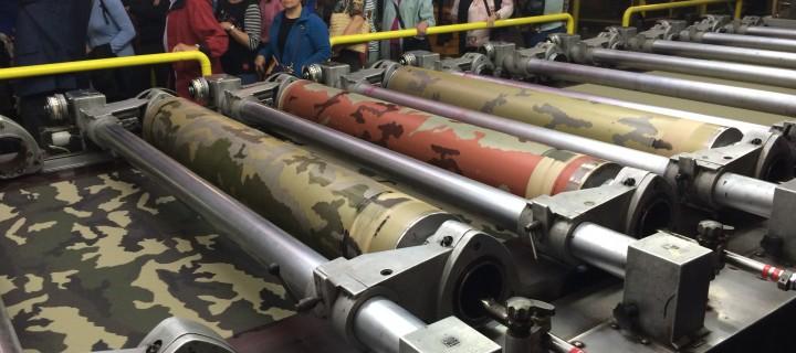 Semaine textile : Euro TF Hartmann à Munster le 22/07/2014