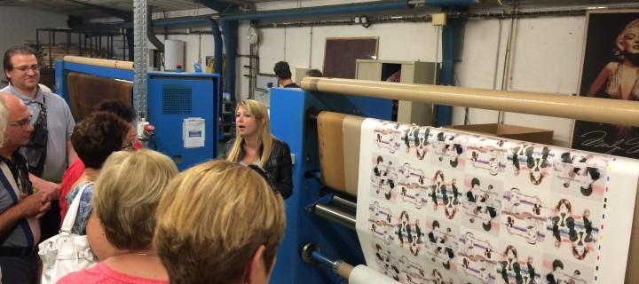 Semaine textile : Alsatextiles à Riedisheim le 23/07/2014