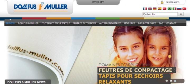 GPS Innovation : Témoignage de la Sté Dollfus & Muller