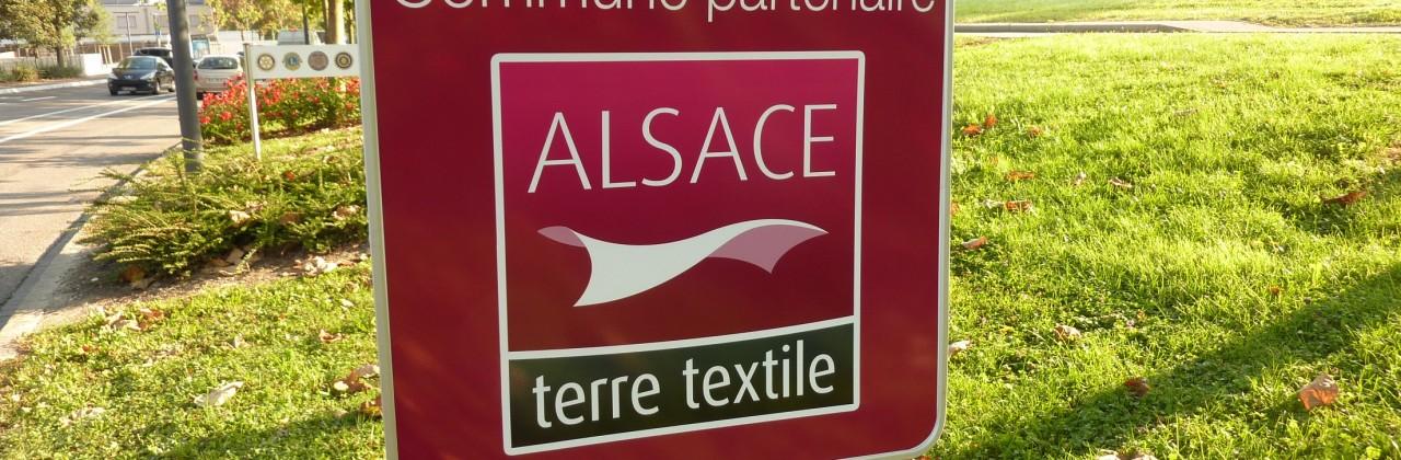 Reportage vidéo concernant la route du textile d'Alsace