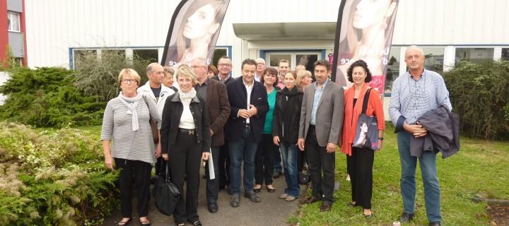Riedisheim Commune Partenaire Alsace terre textile