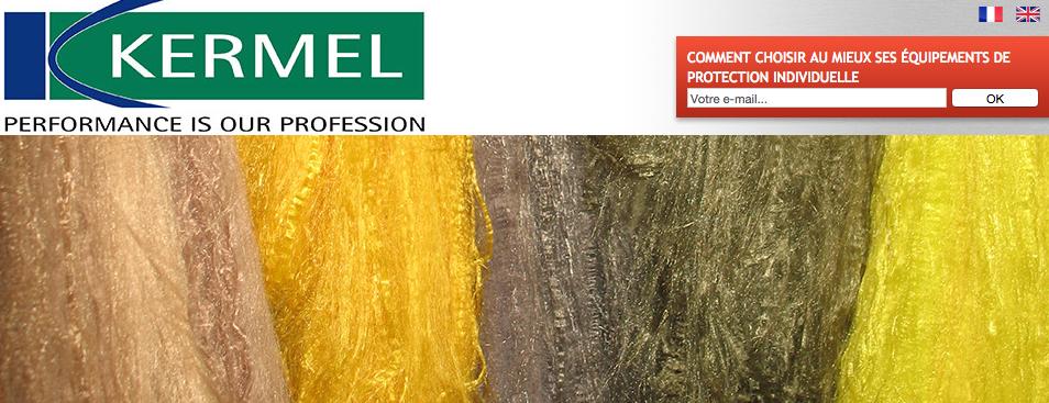 Kermel expose à ExpoProtection Paris 2014