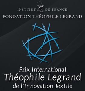 Logo Prix Theophile Legrand de l 'Innovation Textile