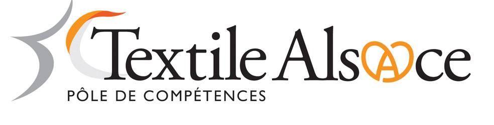 Logo du Pôle Textile Alsace