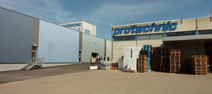 Protechnic se développe, Protechnic grandit, Protechnic accroît ses compétences !