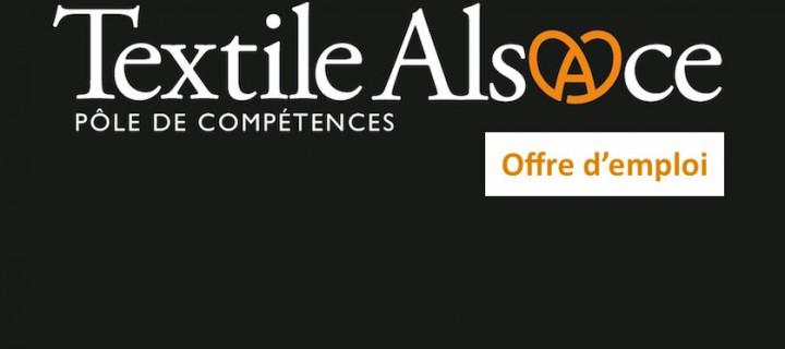 Offre d'emploi : INGENIEUR INNOVATION (H/F) – Pôle Textile Alsace (68) Mulhouse – Poste pourvu