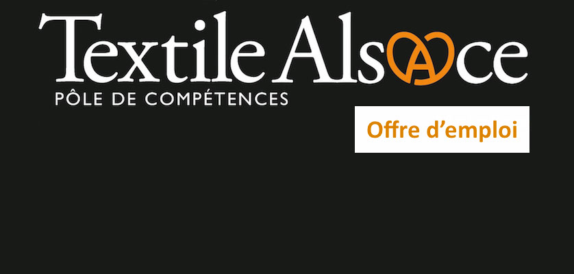 Offre d emploi ingenieur innovation h f p le textile alsace 68 mulhouse poste pourvu - Salon recrutement ingenieur ...