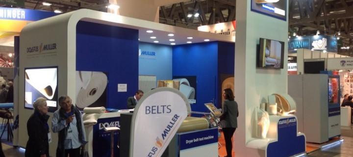 La société Dollfus & Muller était présente lors du salon ITMA 2015 à Milan