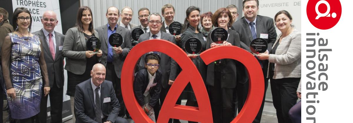 3 finalistes textiles aux Trophées Alsace Innovation