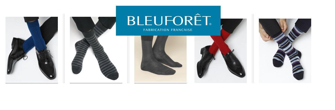 Le nouveau patron des chaussettes Bleuforêt veut séduire les hommes
