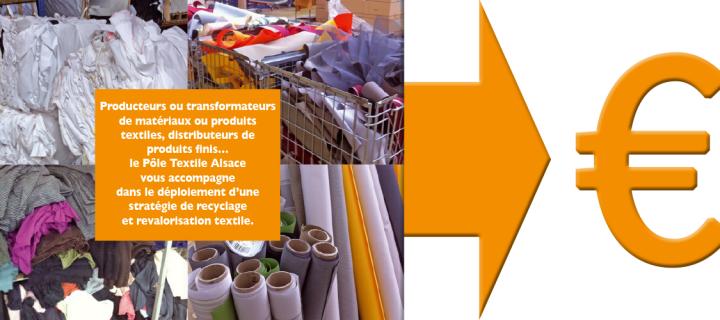 Un salarié à temps partagé pour aider les entreprises membres à trouver de nouveaux débouchés aux produits et matériaux textiles (Vidéo)