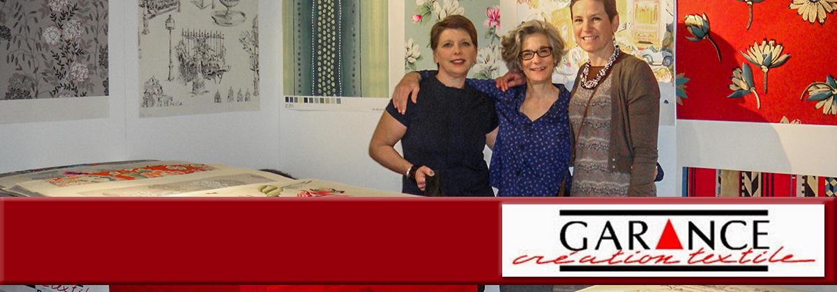 Isabelle LAURENT-STYLE présentera ses créations au Salon HEIMTEXTIL en Janvier 2016