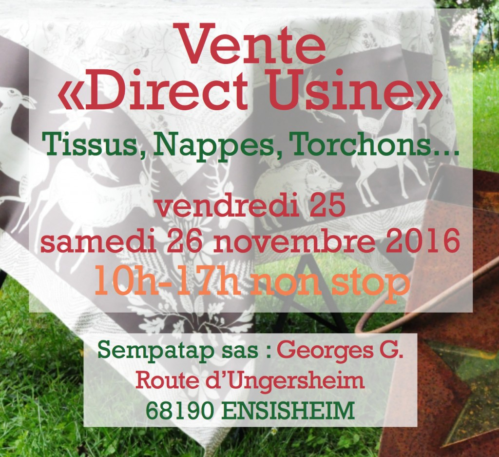 vente-usine-georges-G-nappes-torchons-tissus