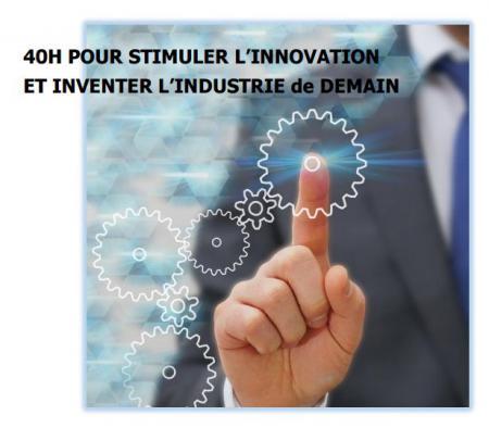 Challenge Industrie Mulhouse – 40h de créativité collective