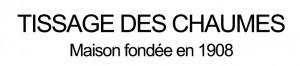 Logo Tissage des Chaumes