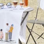 GEORGES G : vente directe de linge de table & linge d'office – décoration