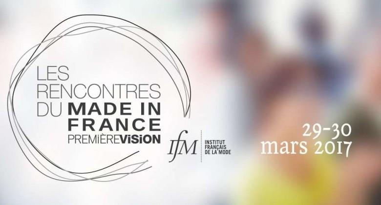 Les rencontres du Made in France en partenariat avec l'IFM