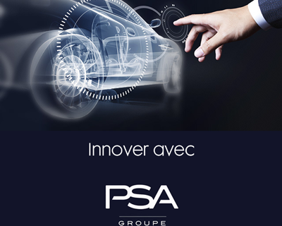 Open Innovation PME – PSA Groupe