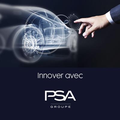 Open Innovation PME – PSA Groupe