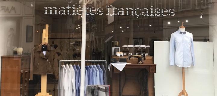 Matières Françaises sur France Bleu Alsace «ça vaut le détour», l'invité