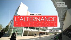 Video UNISTRA_Alternance