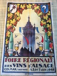 Georges G Torchon ré-édition Foire aux Vins