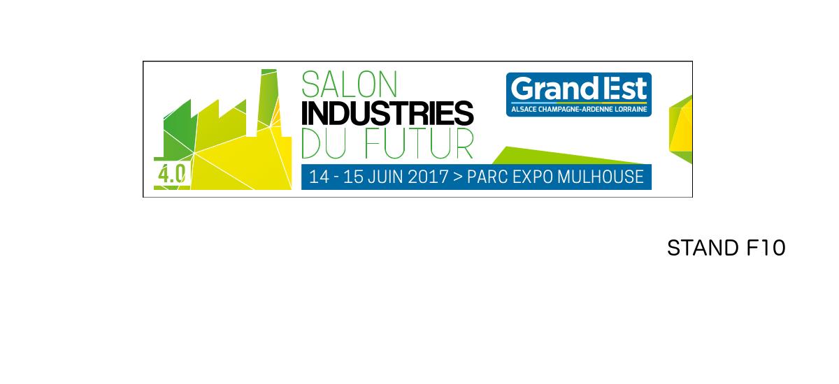 Le r seau du p le textile sera pr sent les 14 et 15 juin for Salon industrie du futur