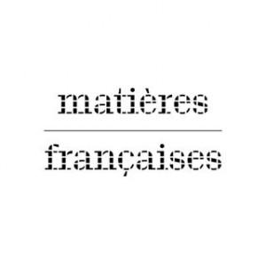 Logo Matières Françaises