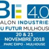 Logo BE 4.0 - salon Industries du Futur_Mulhouse
