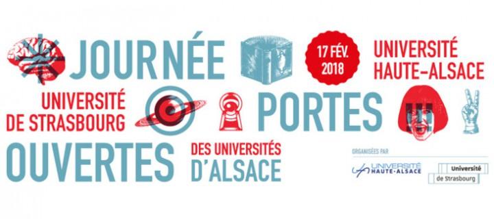 ENSISA : Journée Portes Ouvertes le 17.02.2018