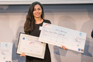 LPMT ENSISA 1er Prix International Textile Théophile Legrand
