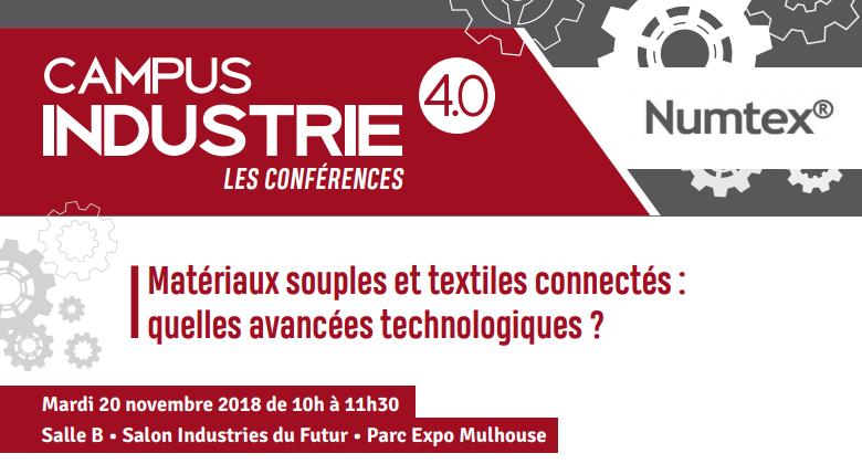 Matériaux souples et Textiles connectés, quelles avancées technologiques ?