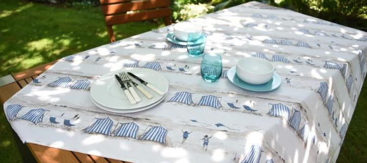 VENTE USINE CHEZ GEORGES G. : des idées déco pour des tables d'été