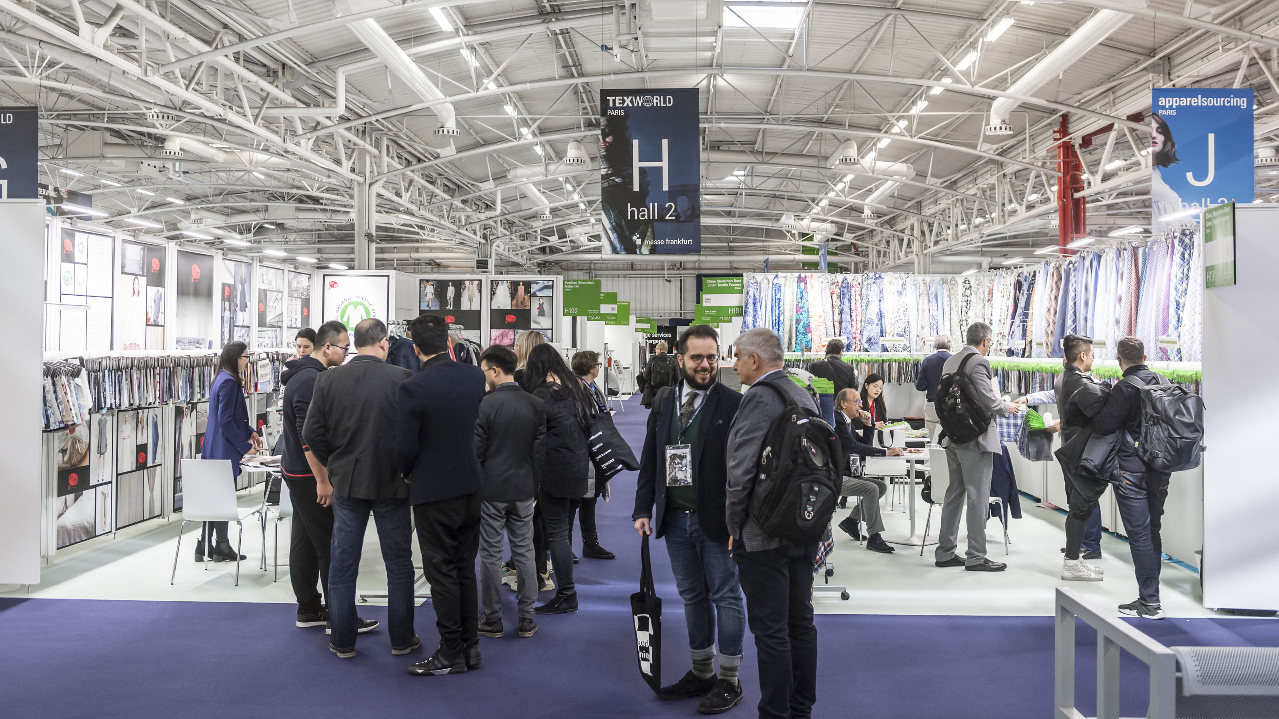 TEXWORLD DENIM - PARIS 2019 - Le salon international de l'industrie textile