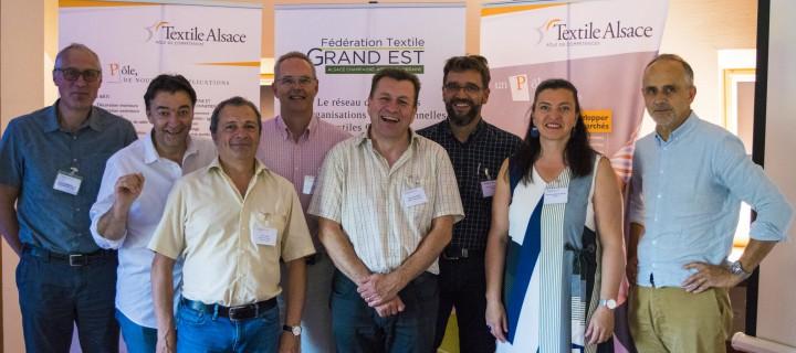 Bilan Pôle Textile Alsace 2018 et perspectives 2019