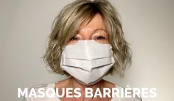 Les solutions de masques haute performance développés par les membres du Pôle Textile Alsace