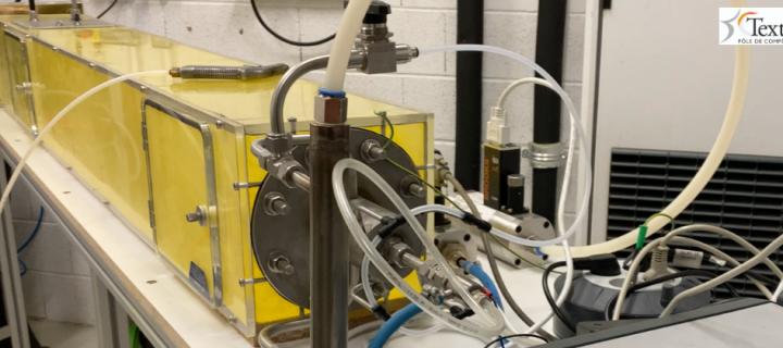 [VIDEO] Un nouveau centre de tests pour les masques textiles à Mulhouse