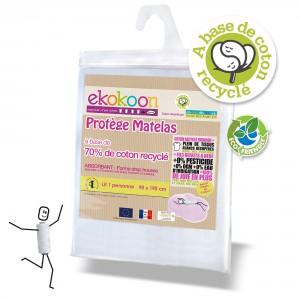 protege-matelas-coton-recycle-ekokoon