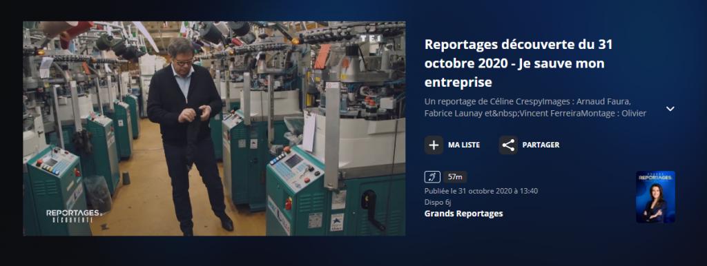 Labonal Reportages Découverte - TF1 31.10.2020
