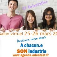Le Textile, une industrie responsable, revoir la table ronde salon #LiveOrientEst du 26 mars 2021