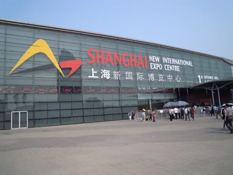 Cinte Techtextil China, Shanghai, China