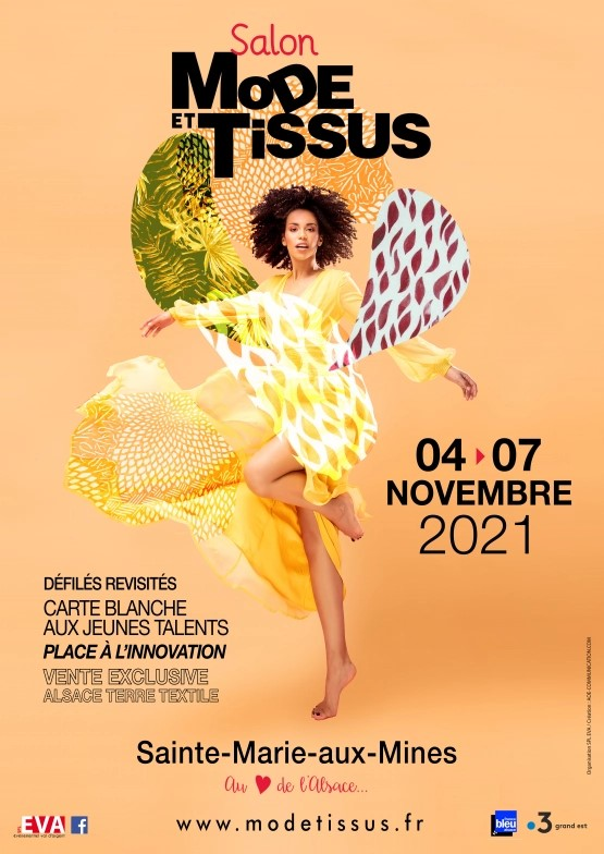 Salon Mode et Tissus - Sainte-Marie-aux-Mines