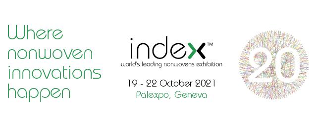 Salon International des non tissés INDEX™ 20
